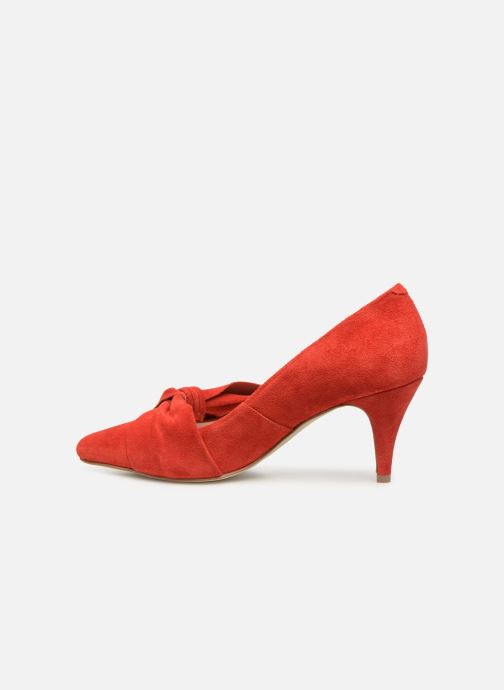Zapatos de tacón Bianco 24-50069 Rojo vista de frente