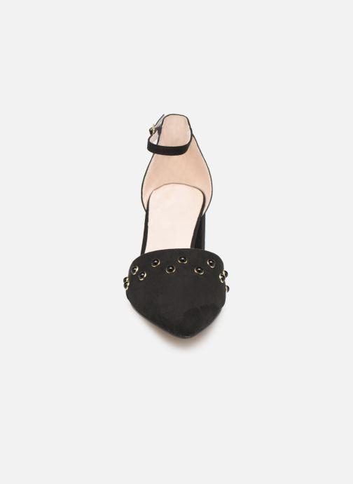 Escarpins Bianco 24-50105 Noir vue portées chaussures