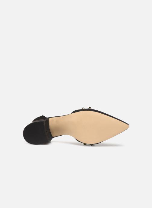 Høje hæle Bianco 24-50105 Sort se foroven
