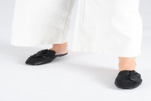 Wedges Bianco 25-50122 Zwart onder