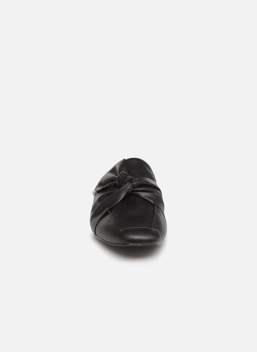 Wedges Bianco 25-50122 Zwart model