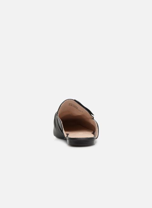 Wedges Bianco 25-50122 Zwart rechts