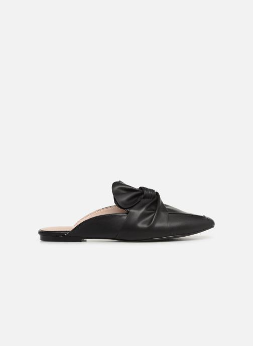 Wedges Bianco 25-50122 Zwart achterkant