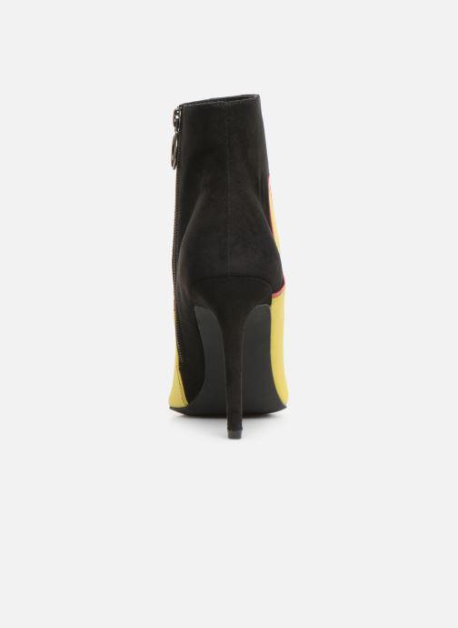 Boots en enkellaarsjes Bianco 26-50076 Geel rechts