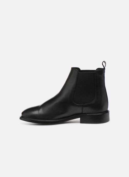 Boots en enkellaarsjes Bianco 26-50097 Zwart voorkant