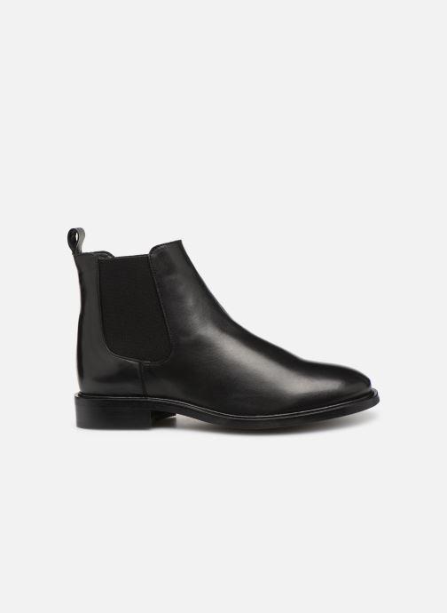 Boots en enkellaarsjes Bianco 26-50097 Zwart achterkant