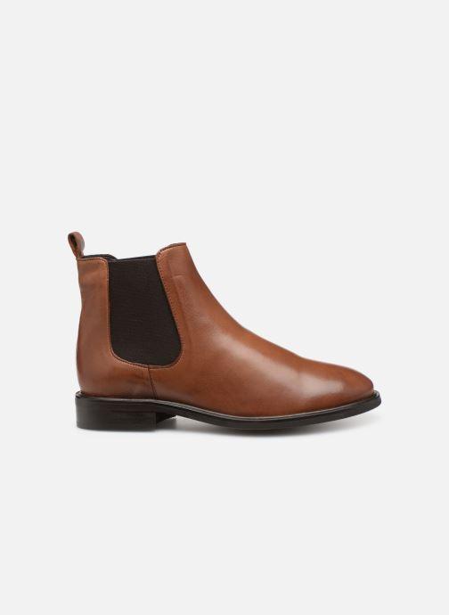 Boots en enkellaarsjes Bianco 26-50097 Bruin achterkant