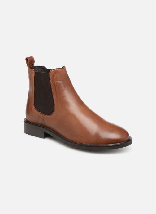 Bottines et boots Bianco 26-50097 Marron vue détail/paire