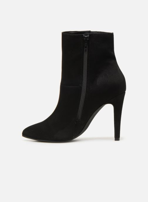 Ankle boots Bianco 26-50103 Black front view