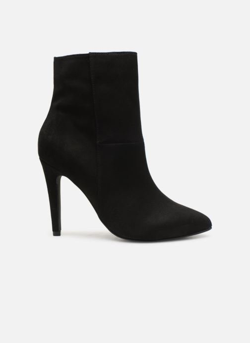 Ankle boots Bianco 26-50103 Black back view