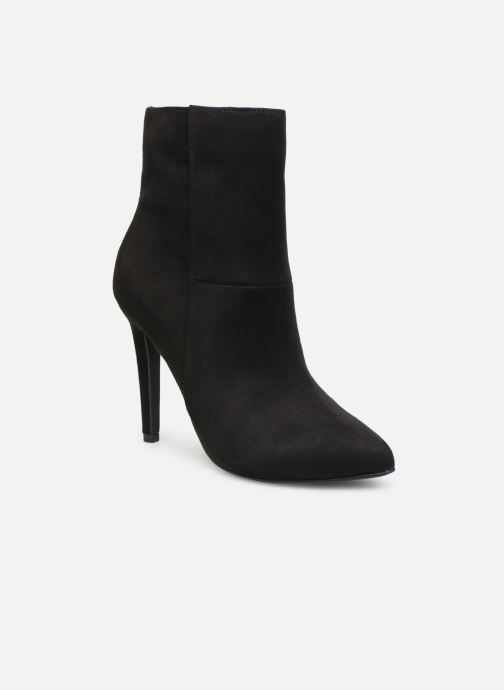 Ankle boots Bianco 26-50103 Black detailed view/ Pair view