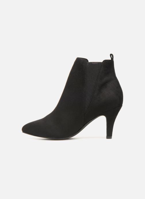 Boots en enkellaarsjes Bianco 26-50111 Zwart voorkant