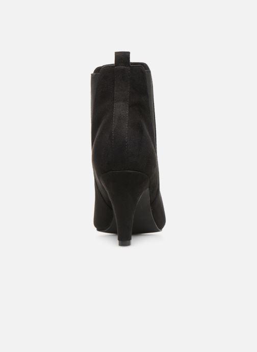 Boots en enkellaarsjes Bianco 26-50111 Zwart rechts