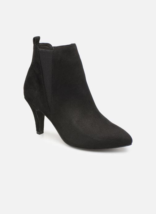 Boots en enkellaarsjes Bianco 26-50111 Zwart detail