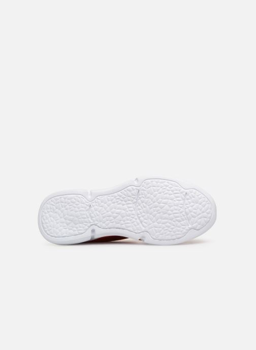 Sneakers Bianco 32-49843 Rood boven