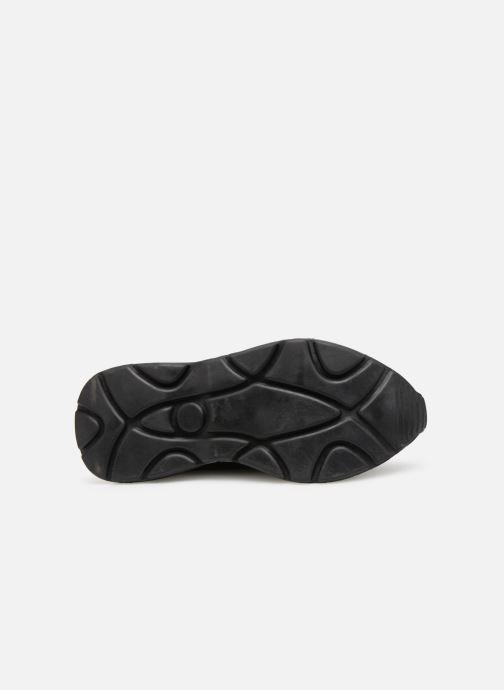 Sneakers Bianco 32-50108 Zwart boven
