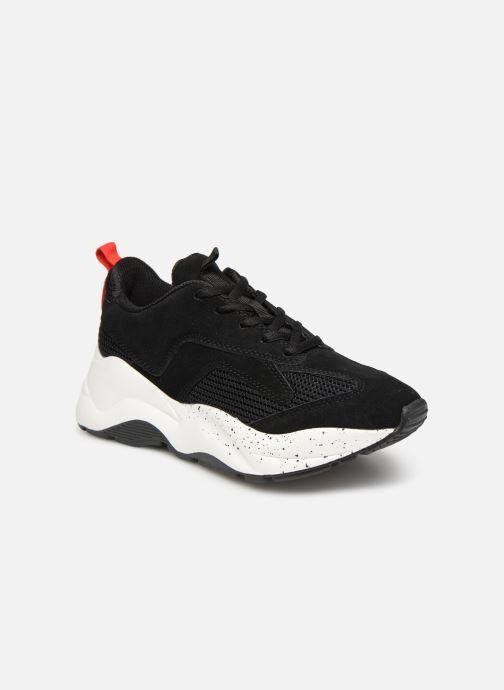 Sneakers Bianco 32-50108 Zwart detail