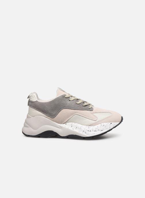 Sneakers Bianco 32-50108 Grijs achterkant