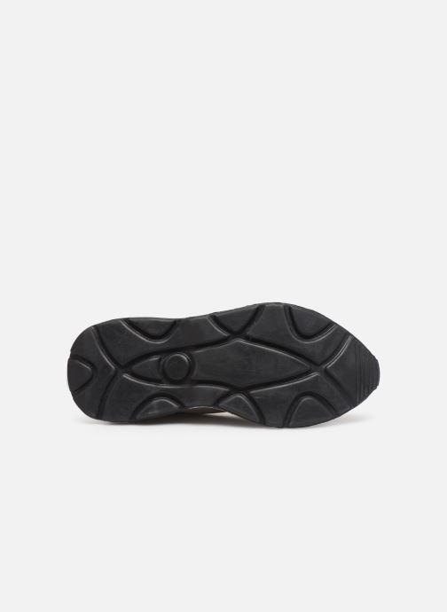 Sneakers Bianco 32-50108 Grijs boven