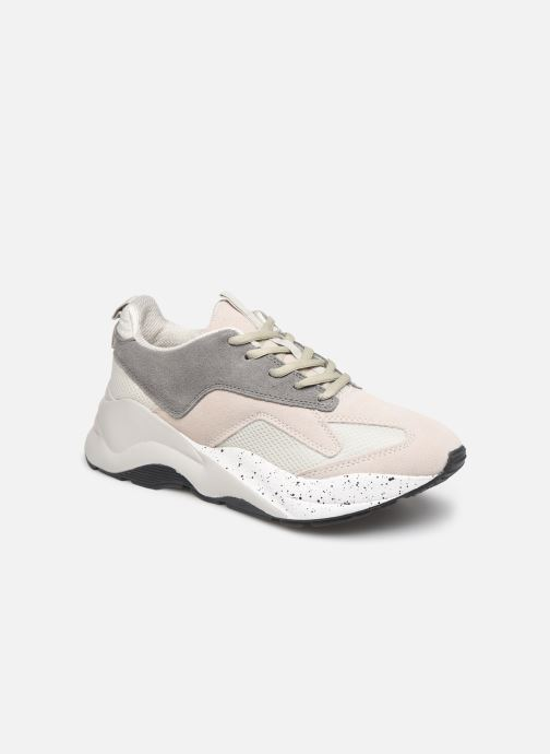 Sneakers Bianco 32-50108 Grijs detail