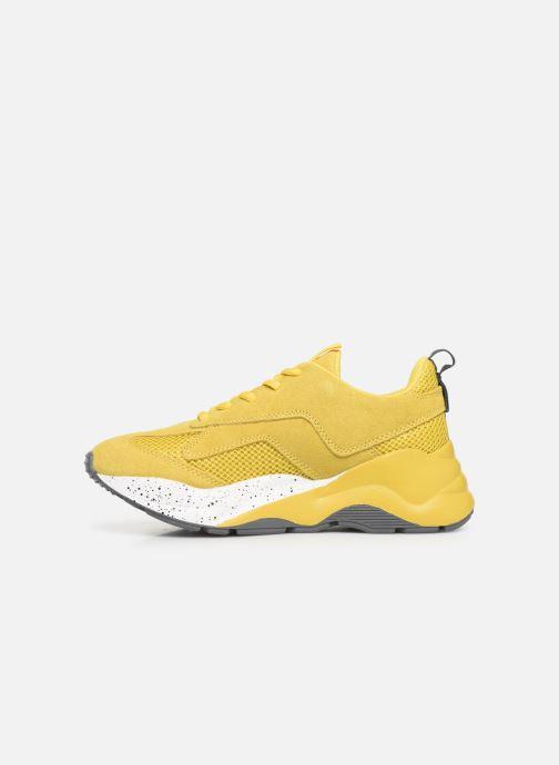 Sneakers Bianco 32-50108 Geel voorkant