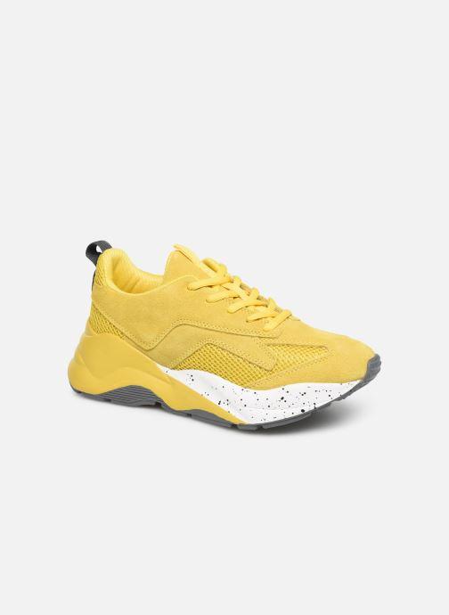 Sneakers Bianco 32-50108 Geel detail