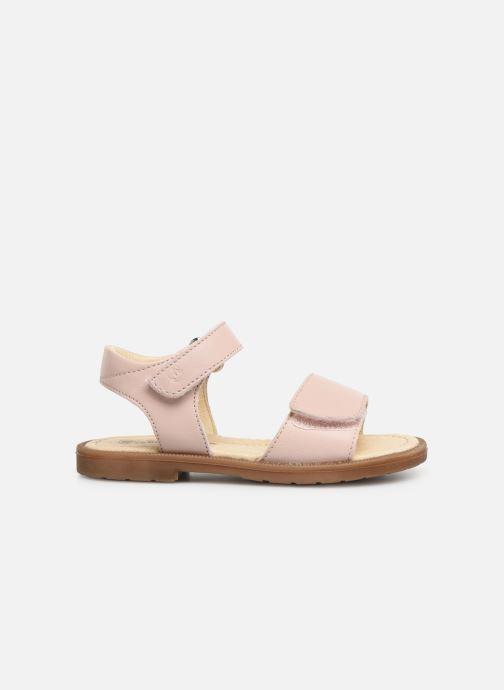 Sandales et nu-pieds Naturino Falcotto Bucket Rose vue derrière