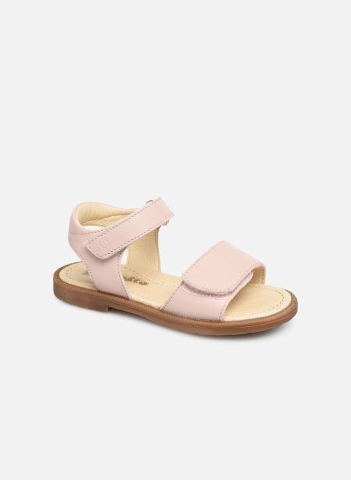 Sandales et nu-pieds Naturino Falcotto Bucket Rose vue détail/paire