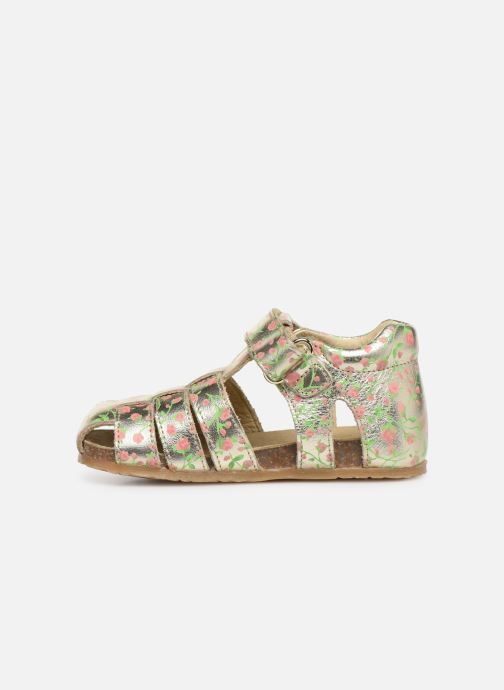 Sandals Naturino Falcotto Bartlett Bronze and Gold front view