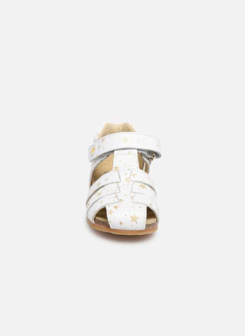 Sandales et nu-pieds Naturino Falcotto Bartlett Blanc vue portées chaussures
