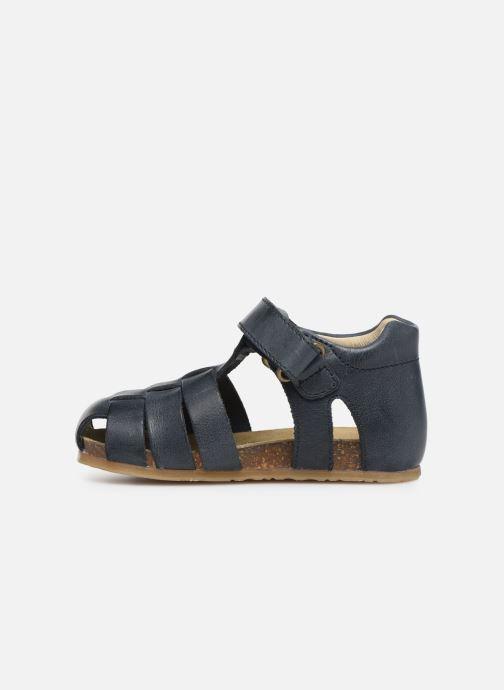 Sandales et nu-pieds Naturino Falcotto Bartlett Bleu vue face