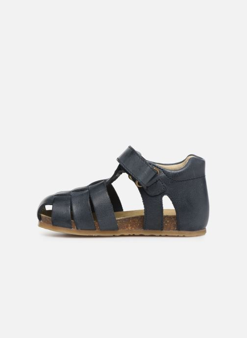 Sandals Naturino Falcotto Bartlett Blue front view