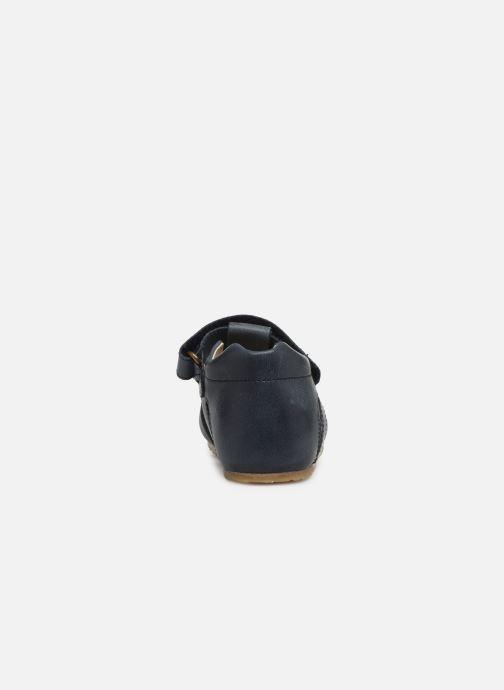 Sandales et nu-pieds Naturino Falcotto Bartlett Bleu vue droite