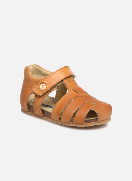 b0e0a2b9496c5 ... Chaussure enfant · Naturino enfant  Falcotto Bartlett. Sandales et nu-pieds  Naturino Falcotto Bartlett Marron vue détail paire
