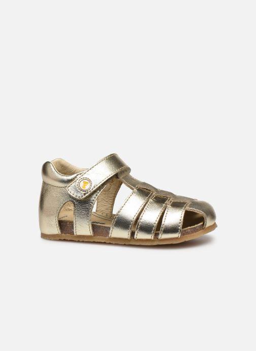 Sandales et nu-pieds Naturino Falcotto Bartlett Or et bronze vue derrière
