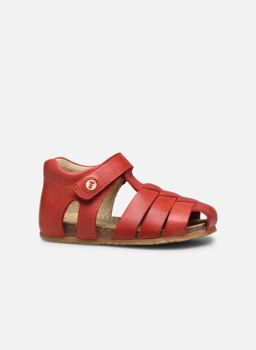 Sandales et nu-pieds Naturino Falcotto Bartlett Rouge vue derrière
