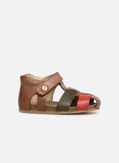 Sandales et nu-pieds Naturino Falcotto Ben Marron vue derrière