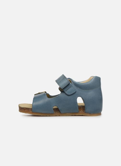 Sandals Naturino Falcotto Bea Blue front view