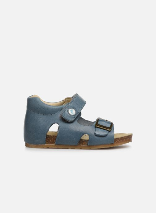 Sandals Naturino Falcotto Bea Blue back view