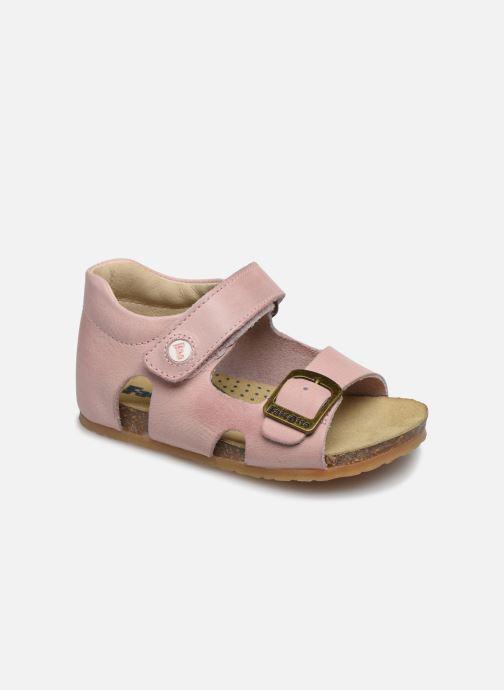 Sandales et nu-pieds Naturino Falcotto Bea Rose vue détail/paire