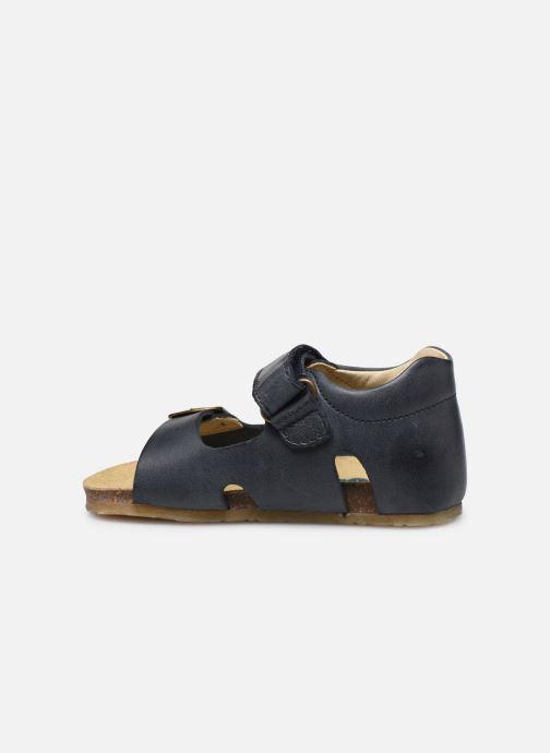 Sandali e scarpe aperte Naturino Falcotto Bea Azzurro immagine frontale