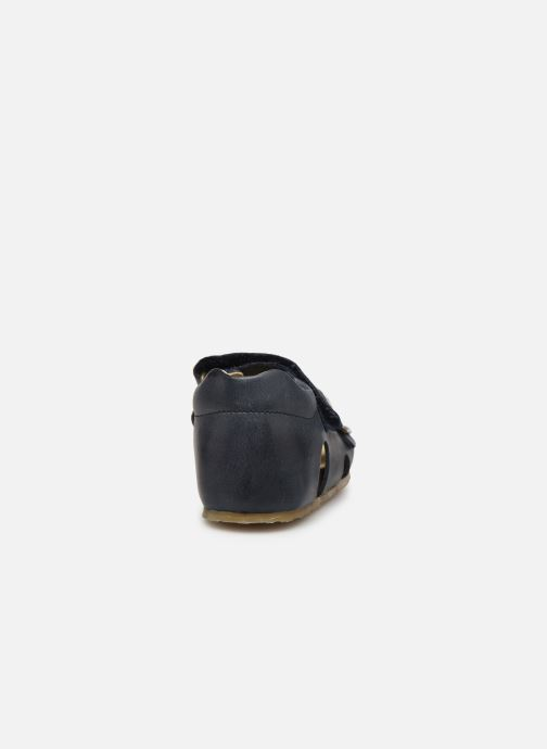 Sandali e scarpe aperte Naturino Falcotto Bea Azzurro immagine destra