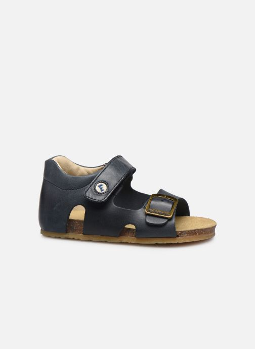 Sandali e scarpe aperte Naturino Falcotto Bea Azzurro immagine posteriore