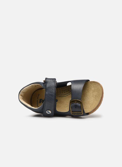 Sandali e scarpe aperte Naturino Falcotto Bea Azzurro immagine sinistra