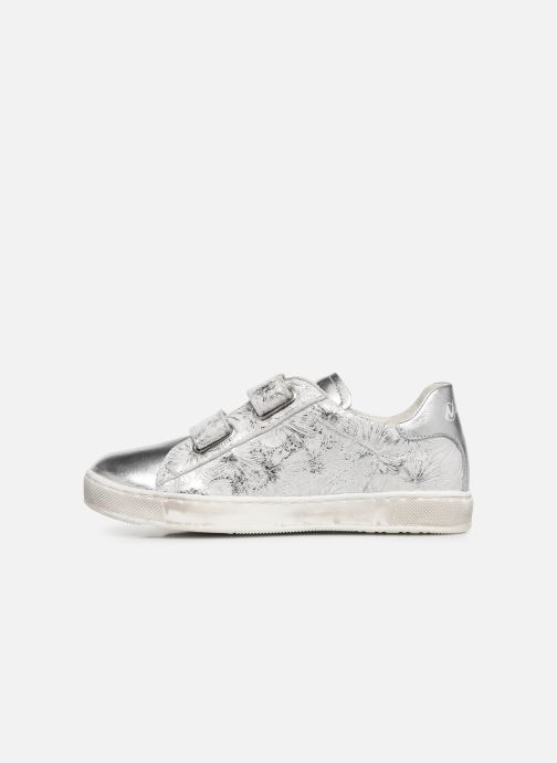 Trainers Naturino Hasselt VL Silver front view