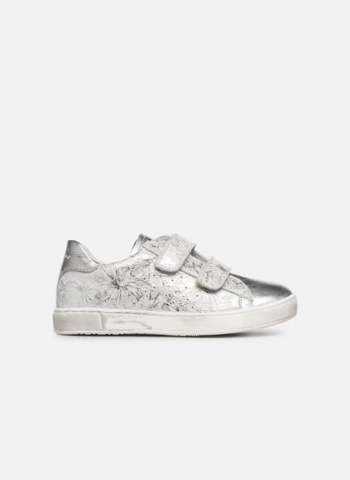 Trainers Naturino Hasselt VL Silver back view