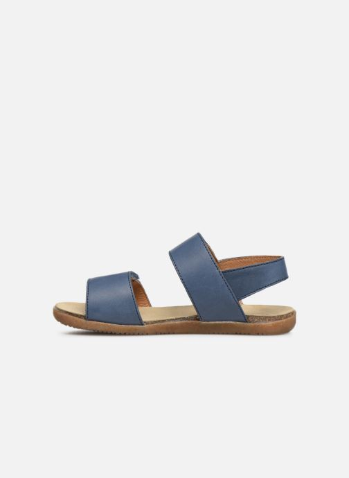Sandals Naturino Bush Blue front view