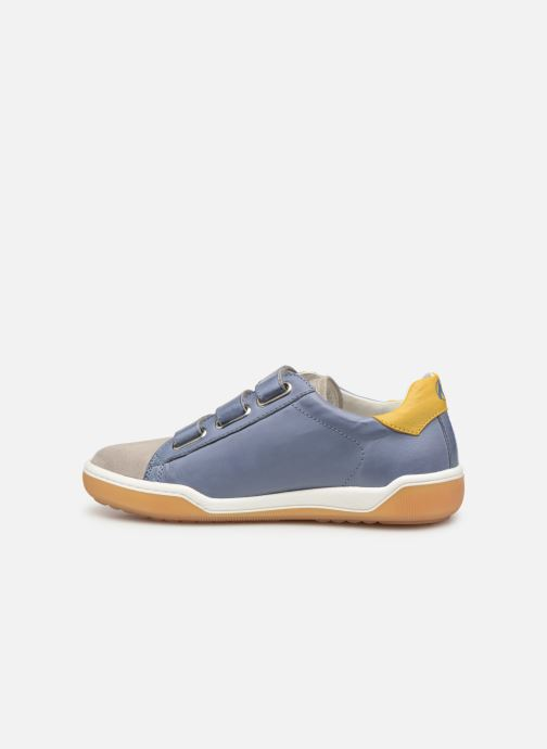 Trainers Naturino Cliff VL Blue front view