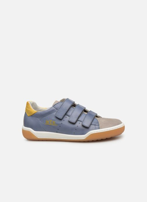 Trainers Naturino Cliff VL Blue back view
