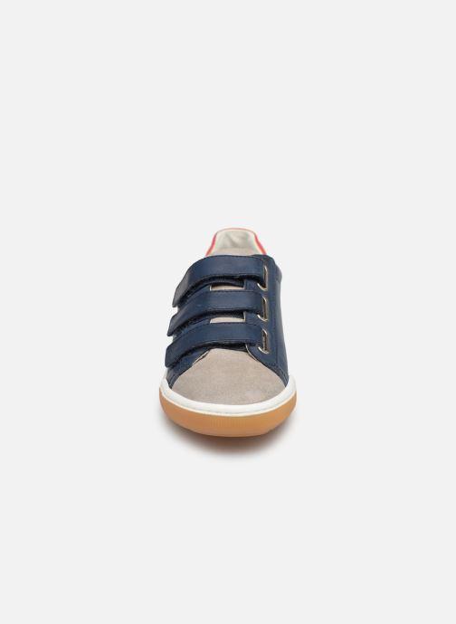 Baskets Naturino Cliff VL Bleu vue portées chaussures